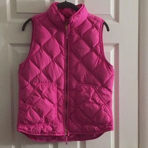 J. Crew excursion vest